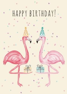 Flamingo Happy Birthday, Happy Birthday Sister, Happy Birthday Gifts, Happy Birthday Quotes, Happy Birthday Images, Happy Birthday Greetings, Birthday Pictures, Birthday Surprises For Her, Cute Birthday Wishes