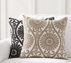 Daisy Pillow Cover | Pottery Barn