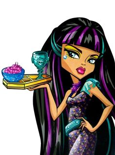 Monster High Artworks/PNG: Cleo de Nile