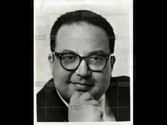 Allan Sherman - Second Hand Nose - YouTube