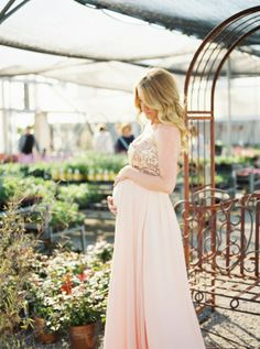 Greenhouse spring maternity session Maternity Session, Maternity Pictures, Pregnancy Photos, Spring Maternity, Maternity Style, Film Photography, Maternity Photography, Garden Photos, Mom Style