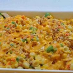 Country Casserole Easy Meal - This looks awesome for a cold winter night