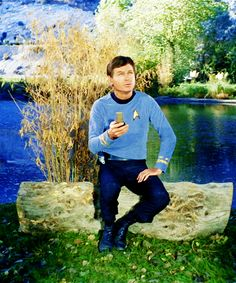 One of the best Star Trek TOS Bones-episodes ever. He is SO adorable in it.