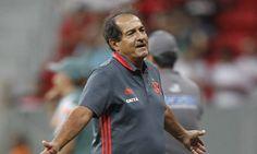 Após o empato doFlamengo com a Chapecoense na ultima quarta-feira, Muricy Ramalho avisou que não seguirá no Rubro-Negro. O anúncio oficial vaiacontecer nesta