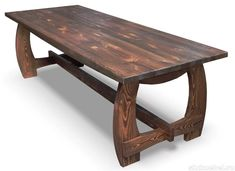 Coffee Table With Shelf, Coffee Tables, Garden Swing Seat, Diy Farmhouse Table, Dining Table, Shelves, Rustic, Furniture, Home Decor