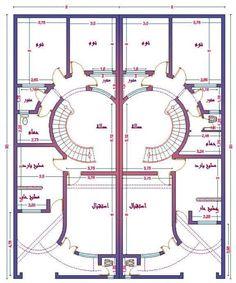 Square House Plans, Best House Plans, Duplex Floor Plans, House Floor Plans, 10 Marla House Plan, 30x40 House Plans, Indian House Plans, House Plans With Photos, Model House Plan
