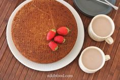 Moist Maple Cake - This is one of the easiest recipes I've made. Are you a fan of moist cakes? Baking Tins, Baking Soda, Maple Cake, Brewing Tea, Moist Cakes, Chocolate Cookies, My Coffee, Great Recipes, Easy Meals