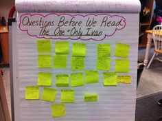 Learning Together in 4th Grade!: Global Read Aloud-The One and Only Ivan