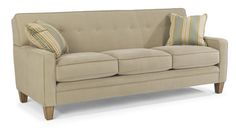Flexsteel Furniture: Sofas: RachaelFabric Sofa (5663-31) 35x83x36