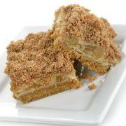 Κέικ με μήλα και μπισκότα speculoos
