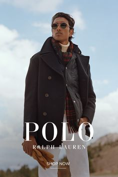 Discover bold new cold weather looks for this season. Plus, free fast shipping & returns. Check out inspirational travel quotes to keep you inspired when you're planning your next trip! 1990 Style, Ralph Lauren Shop, Grunge, Little Bit, Well Dressed Men, Gentleman Style, Africa Travel, Travel Europe, Usa Travel