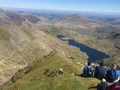 Information about the Llanberis Path route including pictures and route description. Llanberis Path, Snowdon walking information for those looking to climb Snowdon for the first time. Places To Visit Uk, Places To Travel, Snowdonia, North Wales, Welsh, Climbing, Grand Canyon, Paths, Travelling