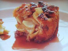 Pastelitos de manzana súper rápidos. Ver Receta: http://www.mis-recetas.org/recetas/show/30708-pastelitos-de-manzana-super-rapidos