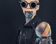 "Check out new work on my @Behance portfolio: ""Major Motoko Batty"" http://be.net/gallery/47225009/Major-Motoko-Batty"