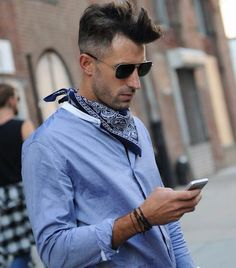 #youcancallmehitch #barneybarrett #minimalism #fashion #style #blackandwhite #bandana #streetstyle #malemodel #barney_barrett