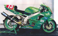 Kawasaki ZX9R 1999