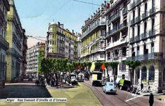 Alger-la Blanche Dumont d'Urville-Ornano