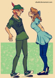 Kiss me, will ya by ~vika8D on deviantART