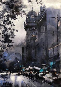 Alvaro Castagnet, Melbourne