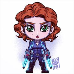 """Age of Ultron: Black Widow!! Counting down the days till May...⏰⏰ #AgeofUltron…"