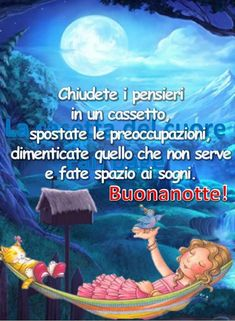 Buonanotte ⭐⭐ A Domani Good Night Wishes, Tumblr Quotes, Day For Night, Good Mood, Funny Images, Humor, Anna, Biscotti, Fashion Glamour