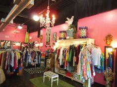 Boutique Display Ideas | My Dream: Sugar Plum Consignments | Boutique Display Ideas