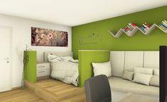 Jugendzimmer Corner Desk, Furniture, Home Decor, Timber Wood, Corner Table, Decoration Home, Room Decor, Home Furnishings, Home Interior Design