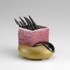 Pastafairian, 2013 mixed media by Ron Nagle