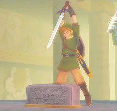 I was so sad during this part TuT The Legend Of Zelda, Legend Of Zelda Characters, Legend Of Zelda Breath, Zelda Skyward, Skyward Sword, Blanka Street Fighter, Chibi Coloring Pages, Zelda Drawing, Resident Evil