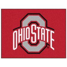 Today Buy - Ohio State Buckeyes 34x45 All Star Interior Rug