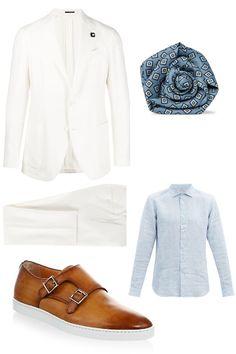 Summer Wedding, Identity, Digital, Beach, Outfits, Image, Fashion, Moda, Suits