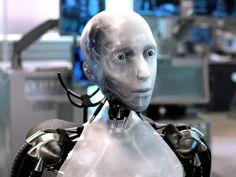 "), Screenshot from ""I, Robot"". ""I, Robot"" is a 2004 science fiction . Android Robot, Robot Revolution, Autonomous Robots, Humanoid Robot, Film Movie, Movies, Julie Christie, Robot Technology, Isaac Asimov"