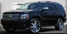 Review of 2014 Chevy Tahoe Trucks...I WANT THIS!!!