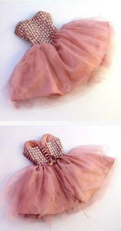 Cute Pink Short Homecoming Dress,Princess Ball Gown Party Dress,Tulle Lace up Homecoming Dress,Sequins Homecoming Dress,Sweetheart Evening Dress