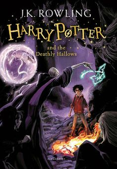 Harry Potter and the Deathly Hallows Author: J. K. Rowling