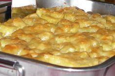 Dieses köstliche Rezept hat für jeden Geschmack etwas zu bieten. Von dem Kroatischen Kartoffelauflauf können Sie nicht genug bekommen.
