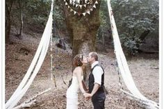 9 Fun Ideas for Wedding Arches