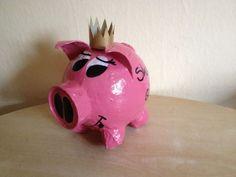 Sparschwein - Shopping Queen - Geldgeschenk - Geschenk - Geburtstag - Hochzeit -
