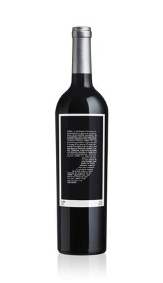 Creative Package Design Archive and Gallery: Coma Wine 2011