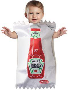 de sobre de ketchup