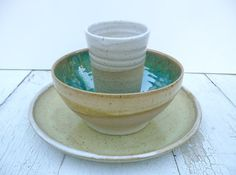 Wedding DInnerware Registry; Dinner ware; Ceramic Dishes; Clay Place Settings; Pottery Dishes; Registry