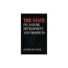 The State - Its Nature, Development and Pros (Paperback)