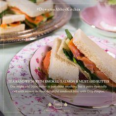 Tea Sandwich by #DowntonAbbeyKitchen
