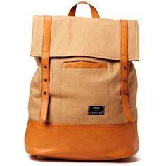Friis & Company Malkit Backpack ($100) ❤ liked on Polyvore