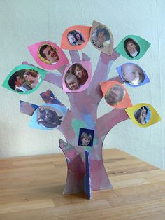 i like this craft for my sunday school class they are learning about family!!!