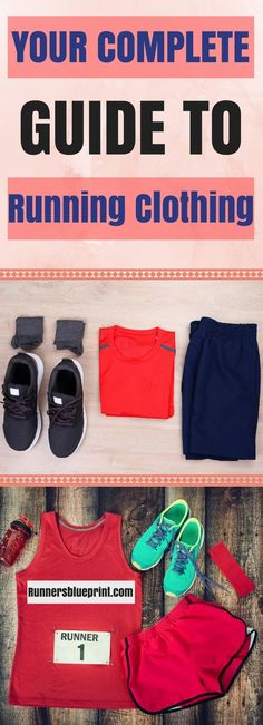 Running is one of the most convenient and low- maintenance exercises out there. That said, once you take up this sport, you need to pay attention to running wardrobe. In fact, the right running clothing can make the difference between an enjoyable run and an hour of complete misery. http://www.runnersblueprint.com/the-6-clothing-items-every-runner-needs/ #Running #clothing