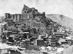 Narikala around 1860