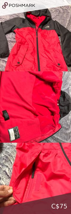 Girls Fleece Lined North Face Jacket Girls Fleece Lined North Face Jacket - in excellent condition, nice and warm while keeping you dry. Size Medium 10/12 The North Face Jackets & Coats North Face Resolve Jacket, North Face Jacket, North Face Girls, The North Face, North Face Windbreaker, Baby Coat, Black Down, Girls Fleece, Down Parka
