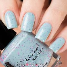 Swatch of KBShimmer Pools Paradise (Spring 2016 Collection)
