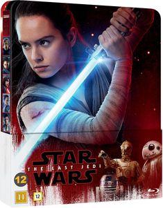 Star Wars - The Last Jedi - Limited Steelbook (Blu-ray) (2 disc) (Nordic)